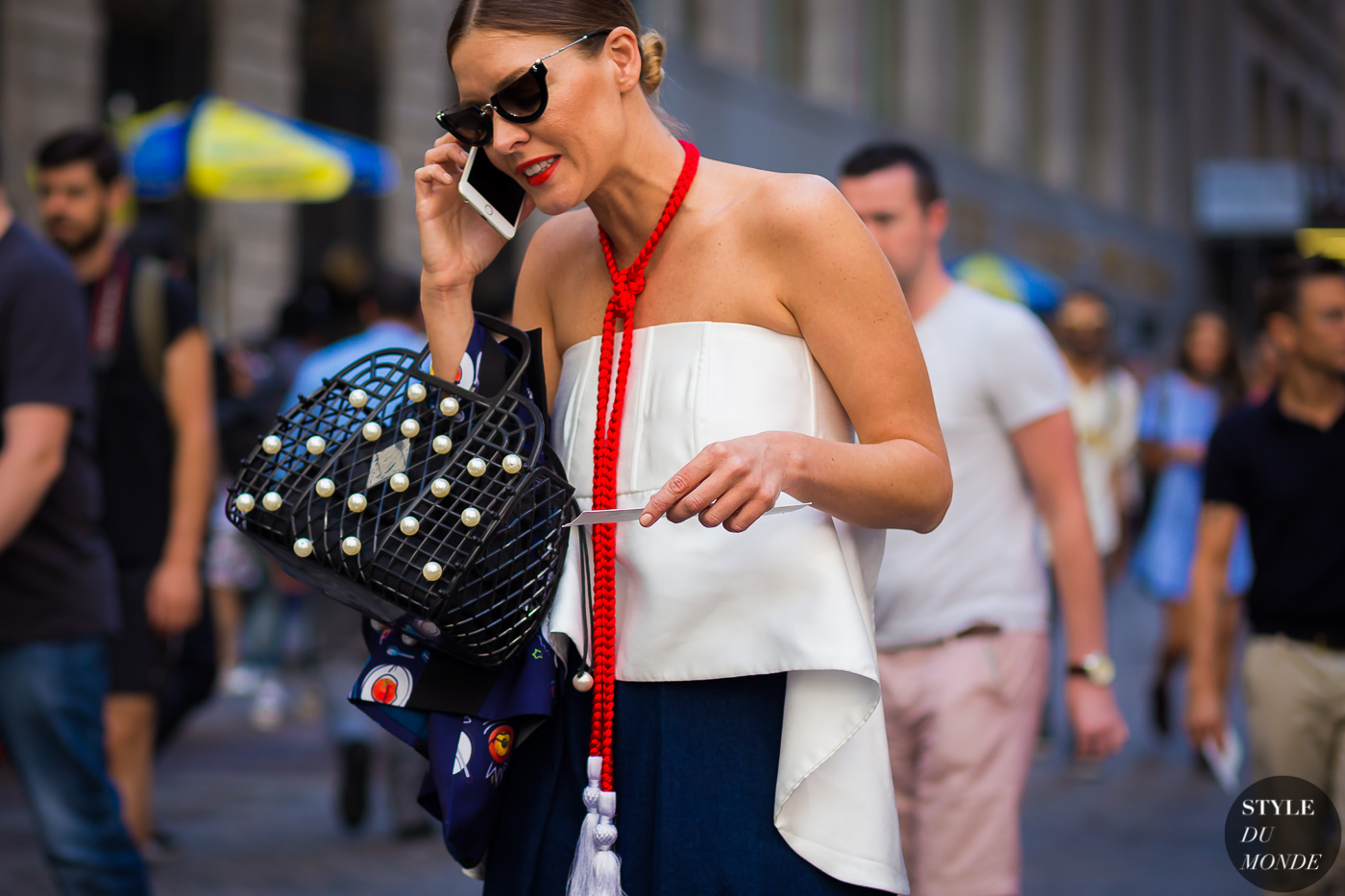 After Diesel Street Style Street Fashion Streetsnaps by STYLEDUMONDE Street Style Fashion Photography