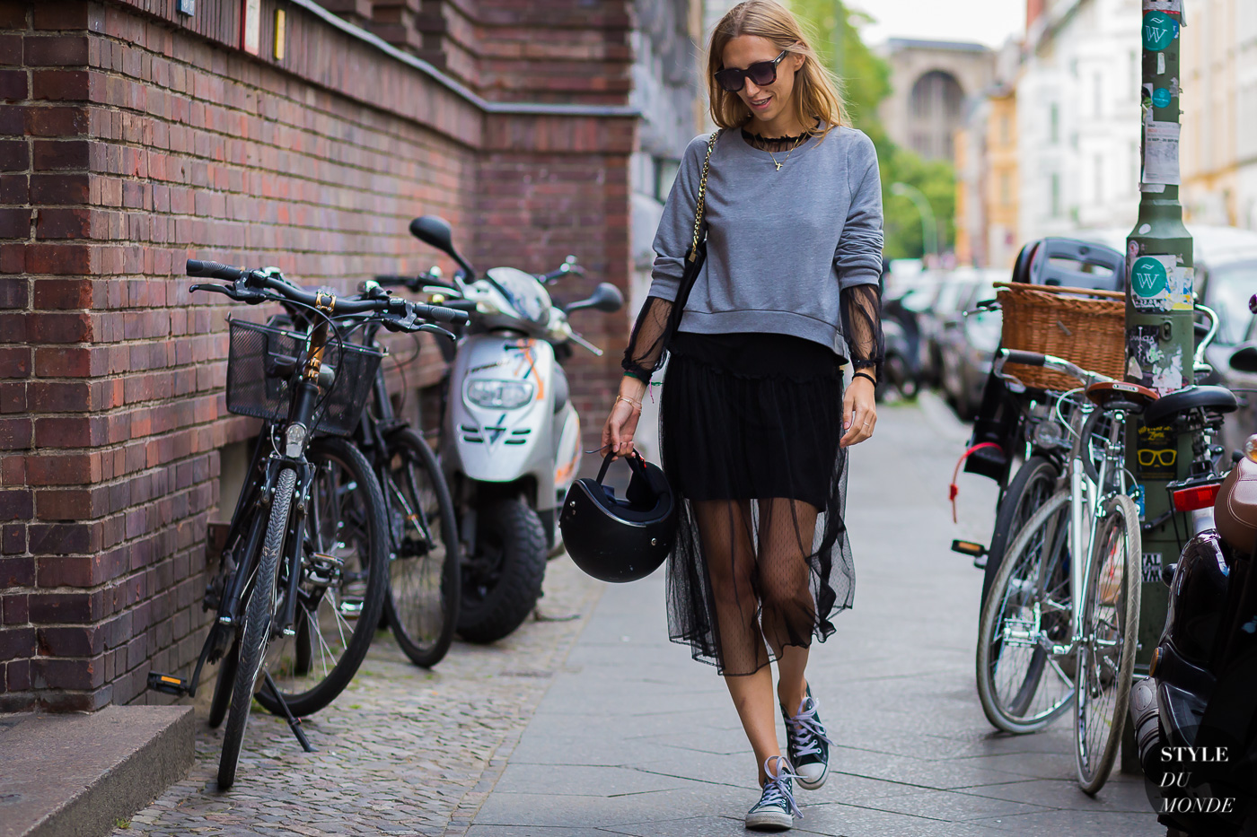 Berlin by STYLEDUMONDE Street Style Fashion Photography
