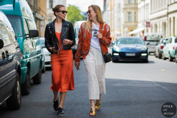 Berlin street style by STYLEDUMONDE Street Style Fashion Photography