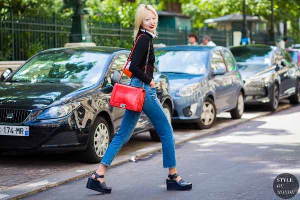 Soo Joo Park by STYLEDUMONDE Street Style Fashion Photography