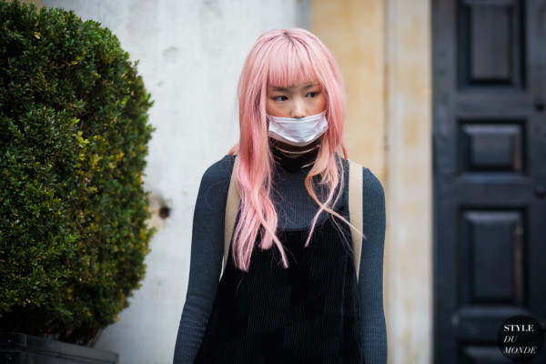 Fernanda Ly by STYLEDUMONDE Street Style Fashion Photography