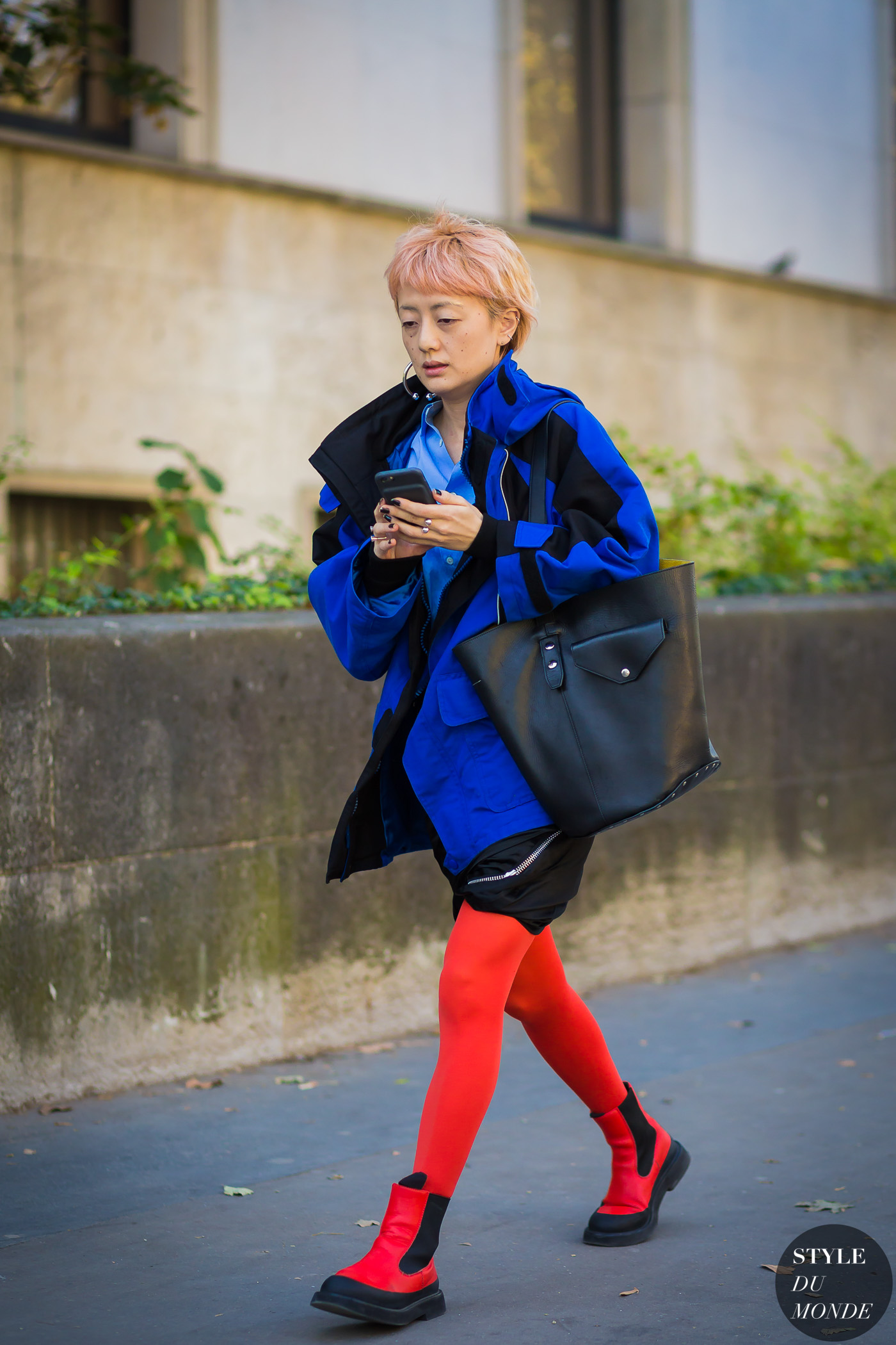 Itoi Kuriyama by STYLEDUMONDE Street Style Fashion Photography