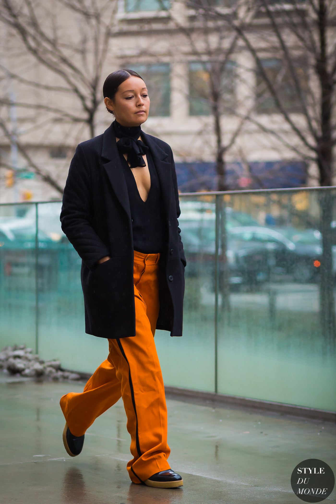 Rachael Wang by STYLEDUMONDE Street Style Fashion Photography