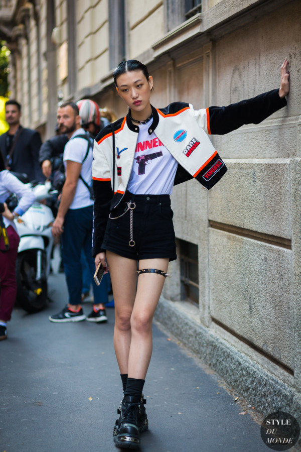 Sora Choi by STYLEDUMONDE Street Style Fashion Photography