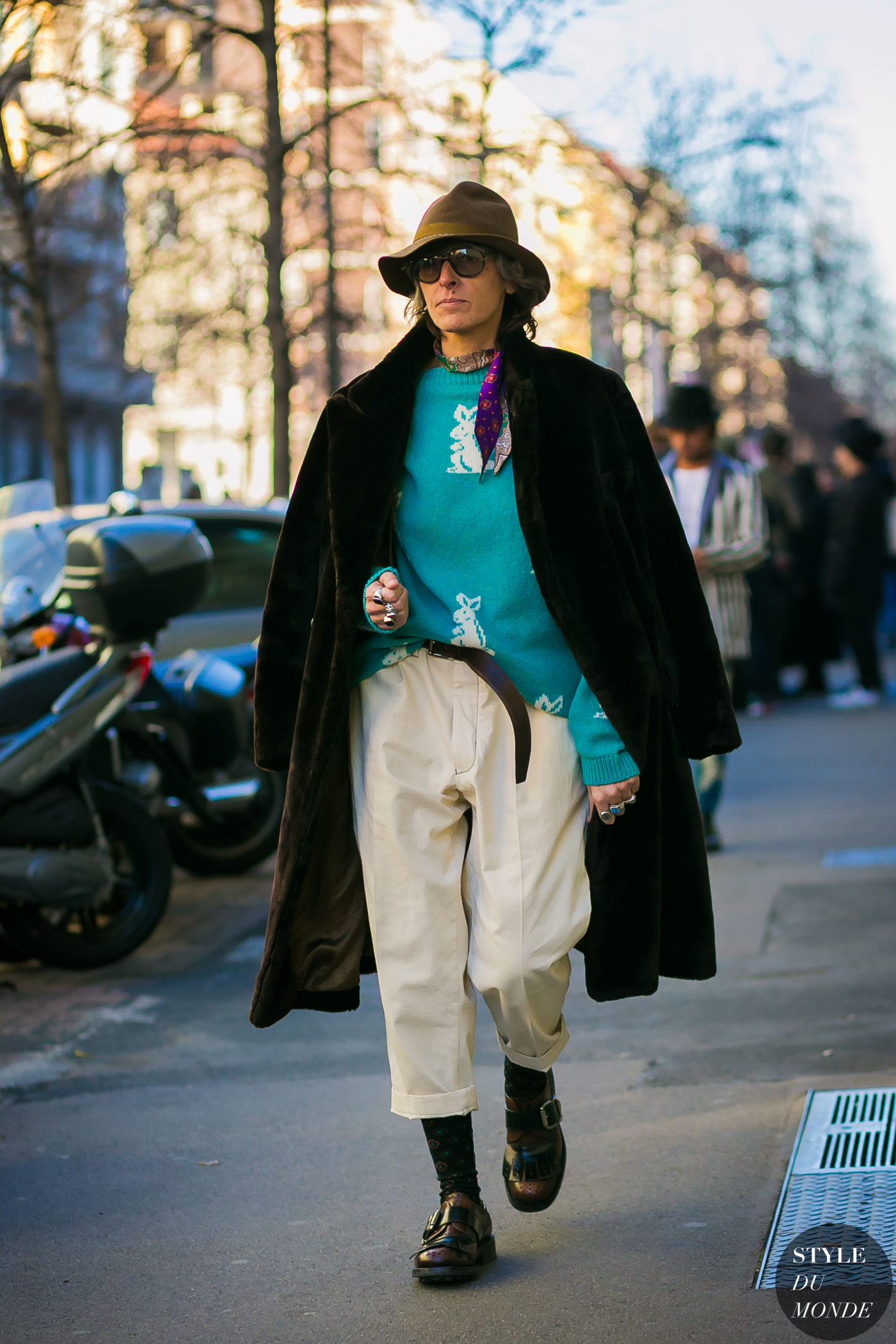 Ana Gimeno Brugada by STYLEDUMONDE Street Style Fashion Photography