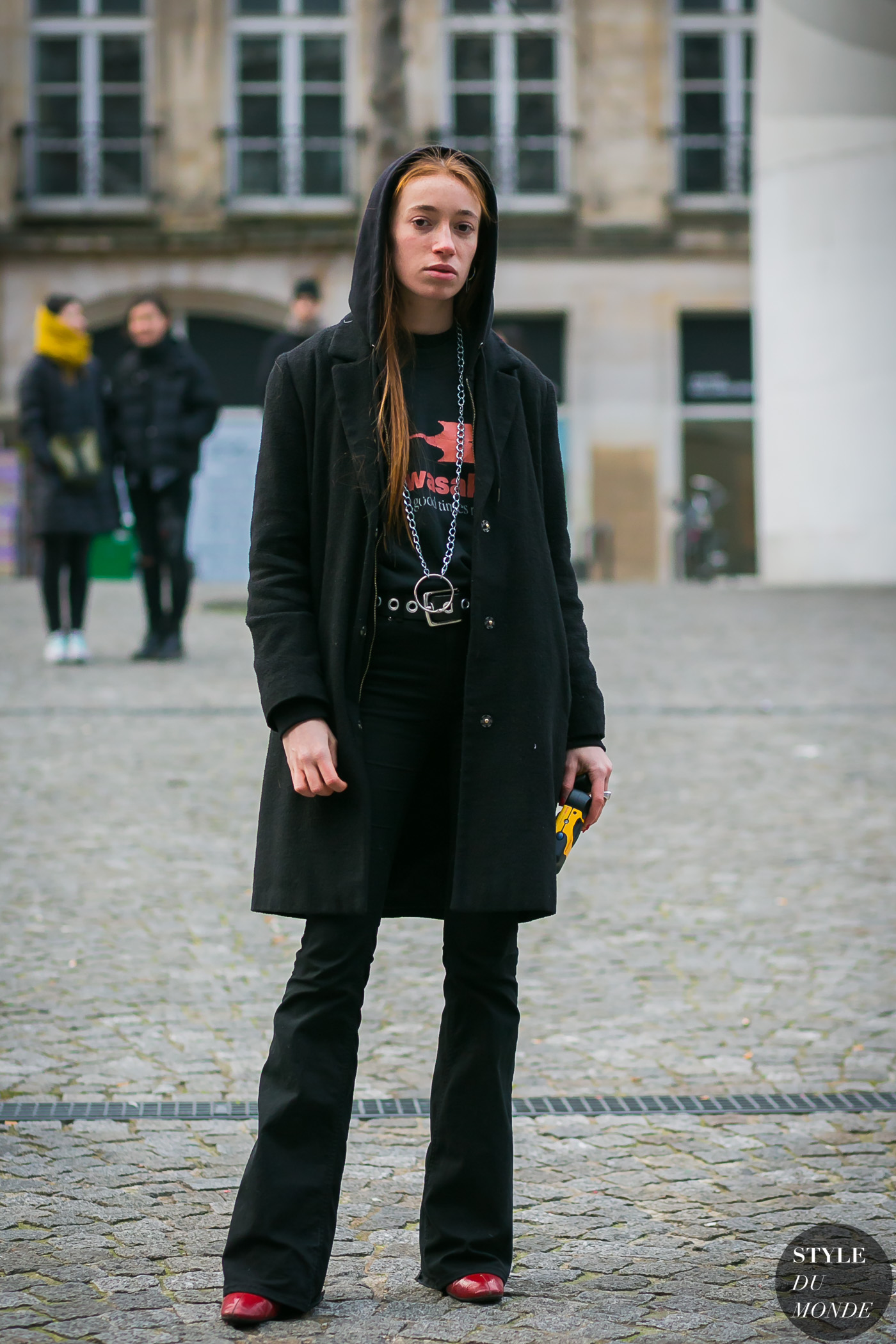 Before Vetements by STYLEDUMONDE Street Style Fashion Photography