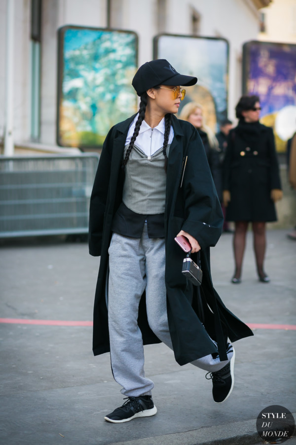 Christina Paik by STYLEDUMONDE Street Style Fashion Photography