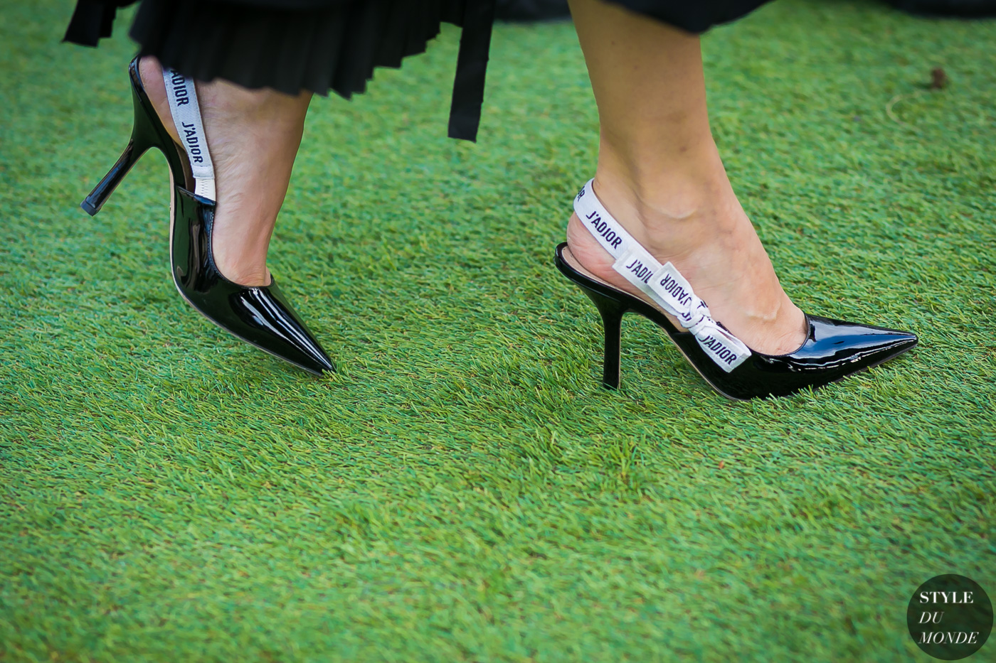 Dior Shoes by STYLEDUMONDE Street Style Fashion Photography