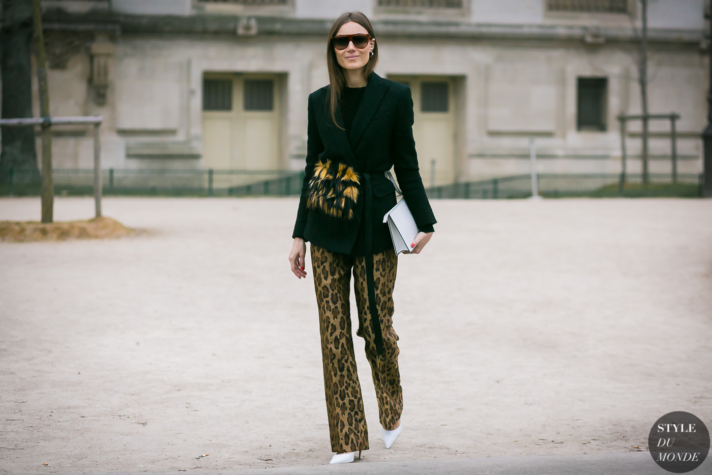 Giorgia Tordini at the Chanel Couture show