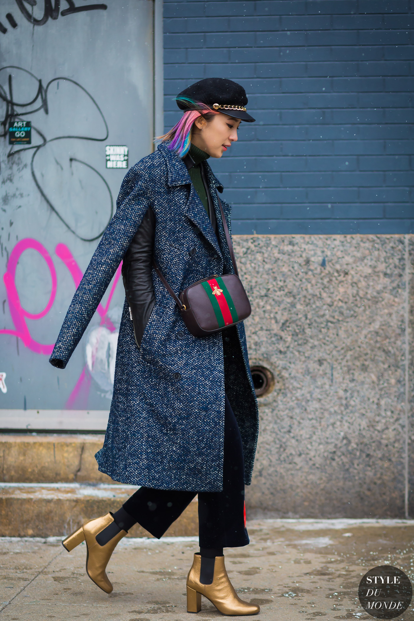 Irene Kim by STYLEDUMONDE Street Style Fashion Photography