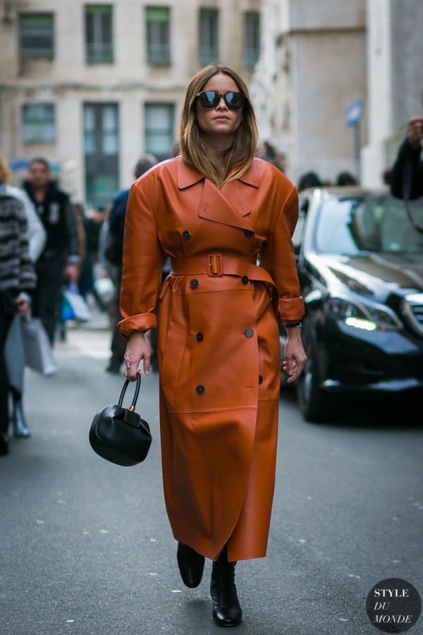 Miroslava Duma by STYLEDUMONDE Street Style Fashion Photography