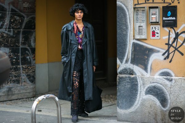 Radhika Nair by STYLEDUMONDE Street Style Fashion Photography