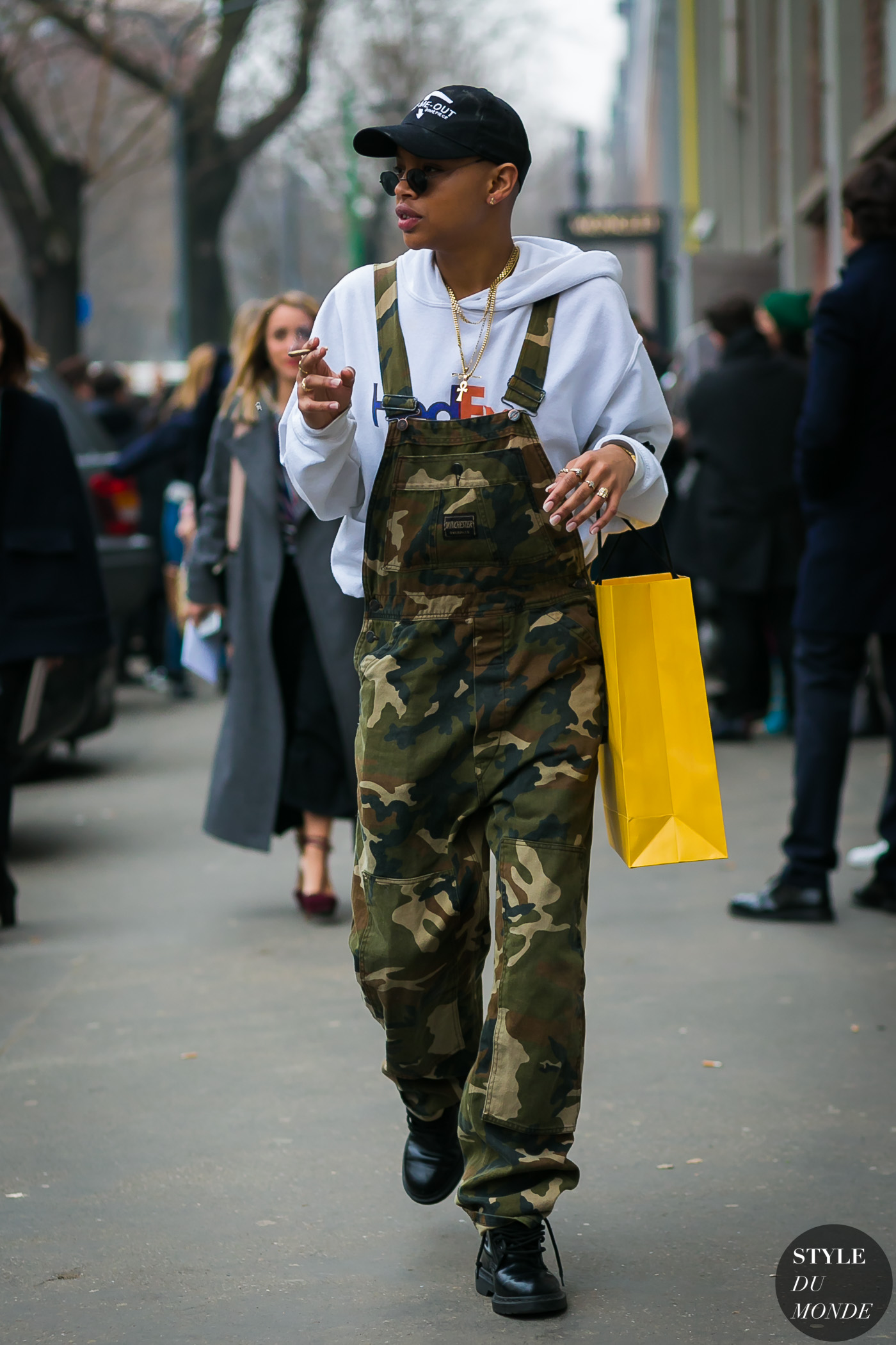 Slick Woods by STYLEDUMONDE Street Style Fashion Photography