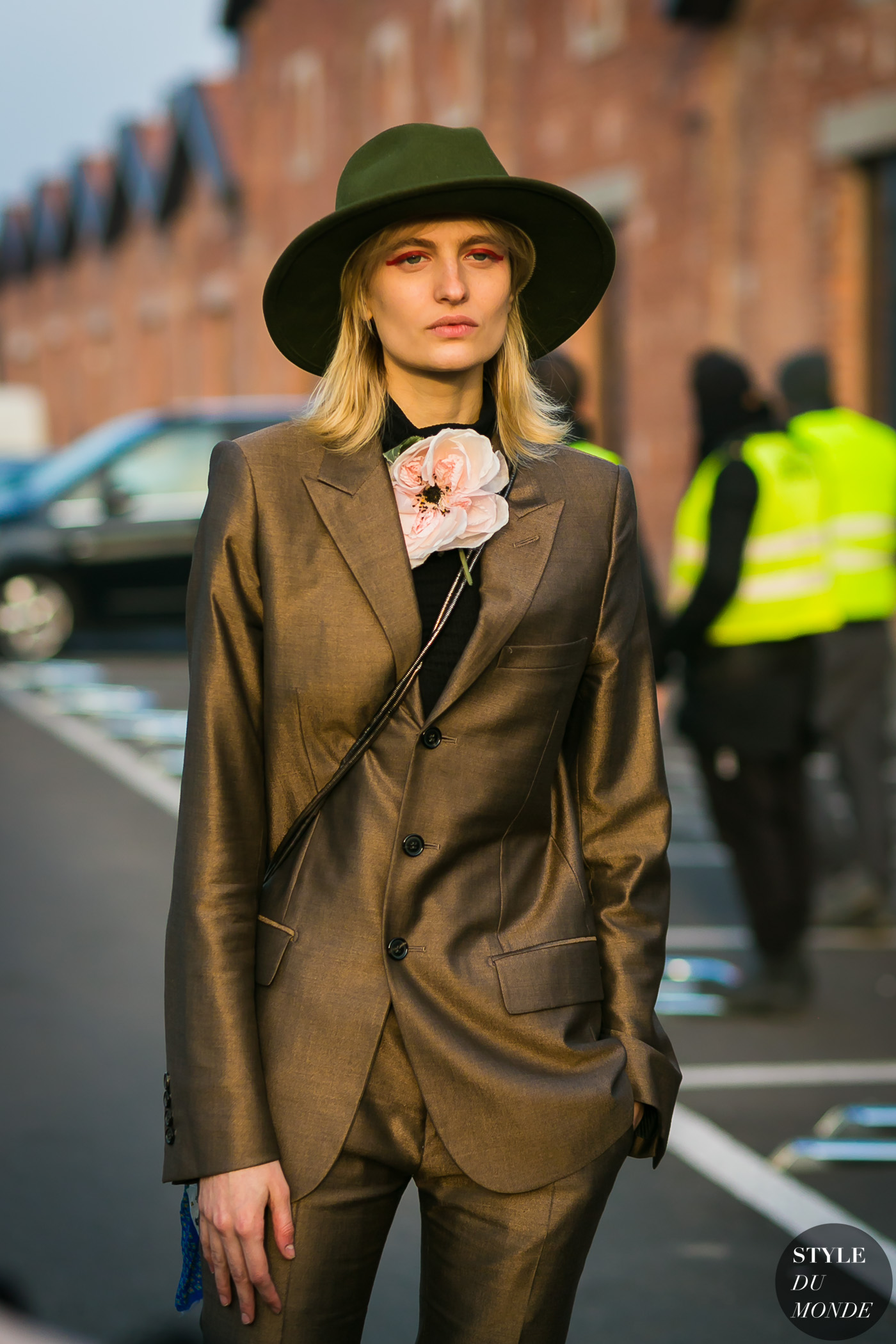 Veronika Vilim by STYLEDUMONDE Street Style Fashion Photography