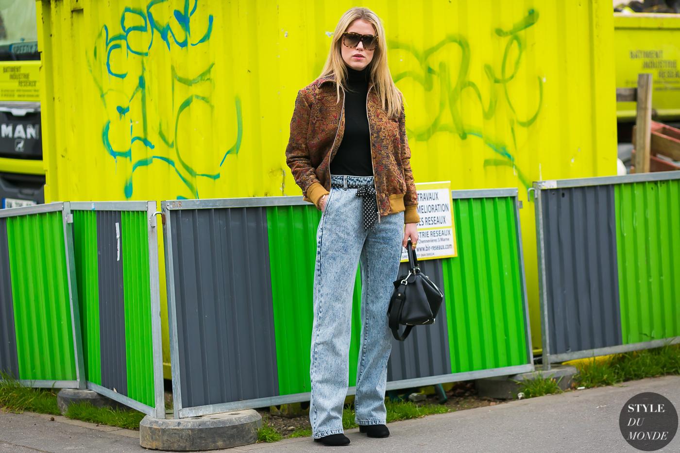 Annabel Rosendahl by STYLEDUMONDE Street Style Fashion Photography