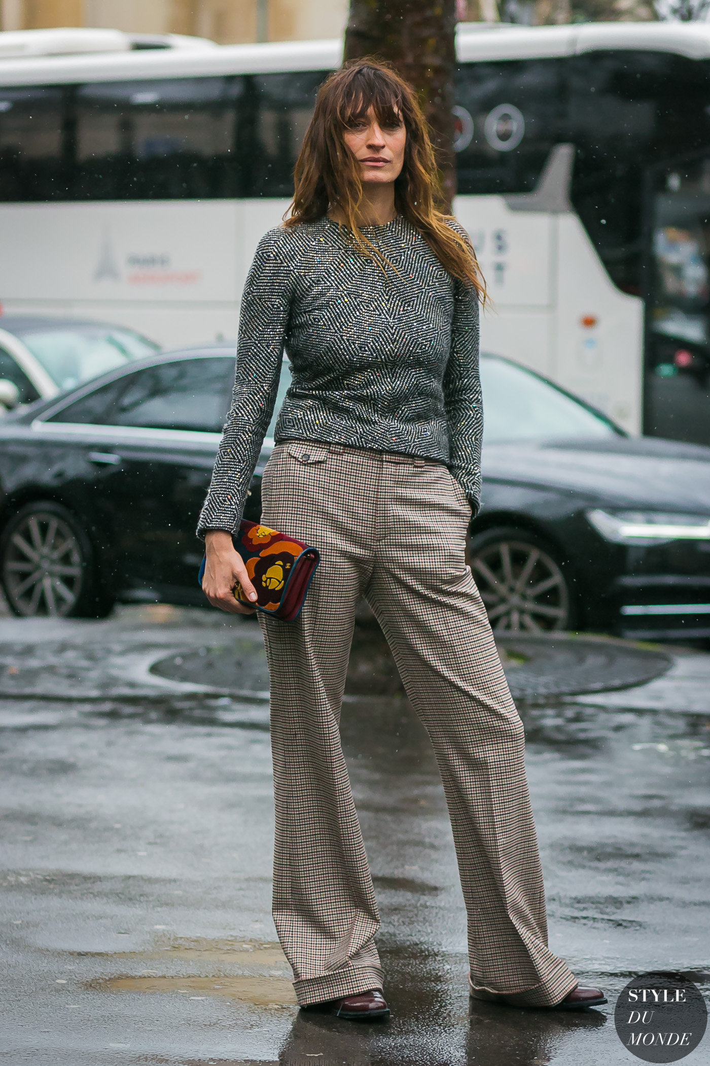 Caroline de Maigret by STYLEDUMONDE Street Style Fashion Photography