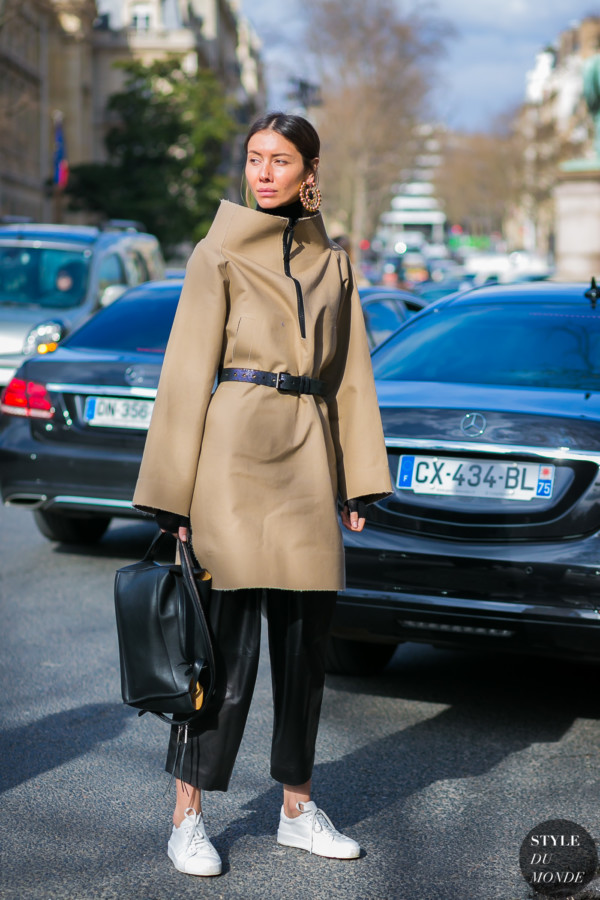 Julie Pelipas by STYLEDUMONDE Street Style Fashion Photography
