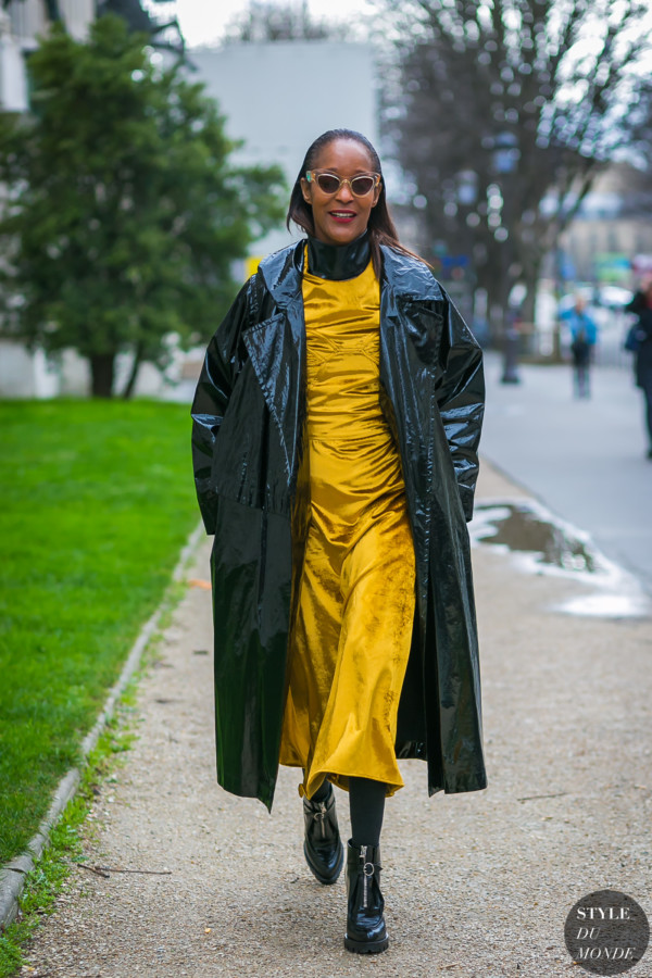 Michelle Elie by STYLEDUMONDE Street Style Fashion Photography
