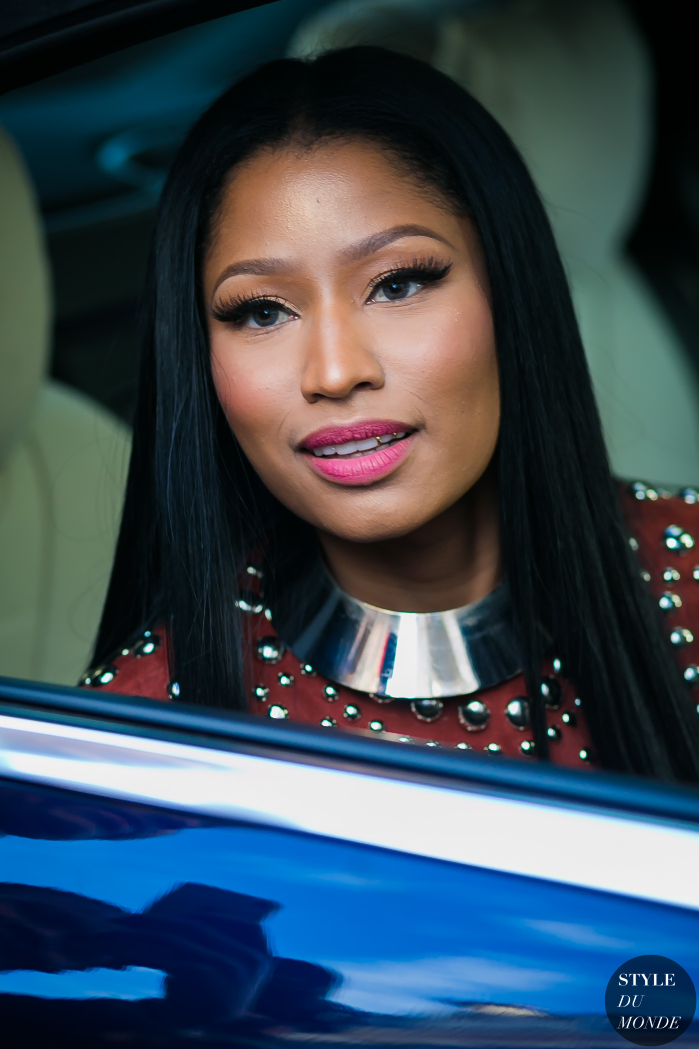 Nicki Minaj by STYLEDUMONDE Street Style Fashion Photography
