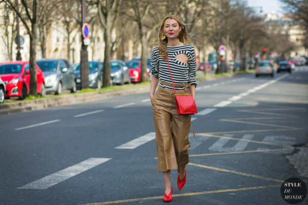 Roberta Benteler by STYLEDUMONDE Street Style Fashion Photography