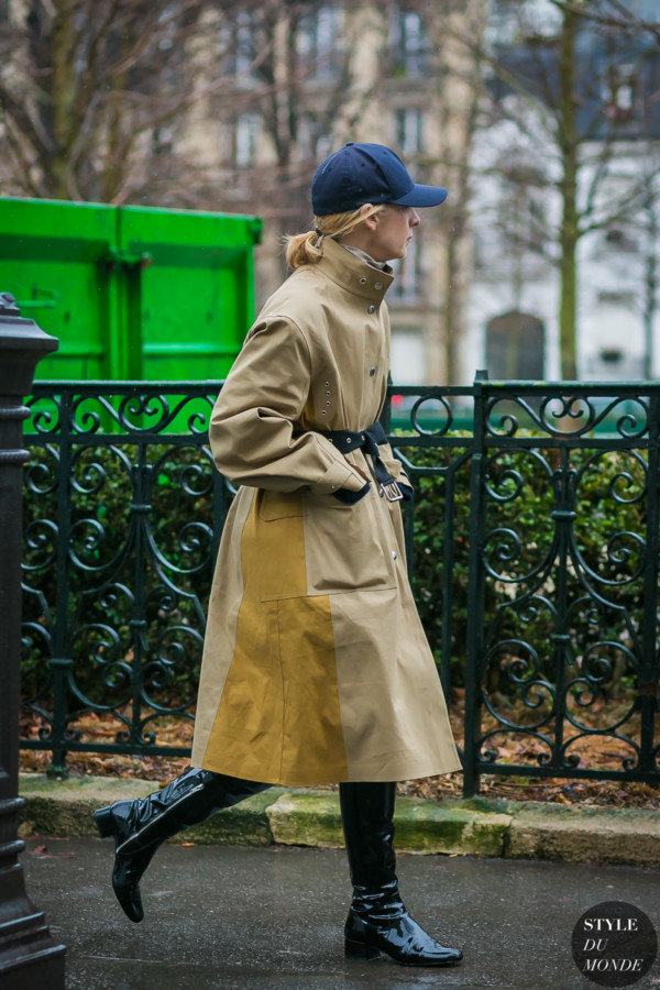 Suzanne Koller by STYLEDUMONDE Street Style Fashion Photography