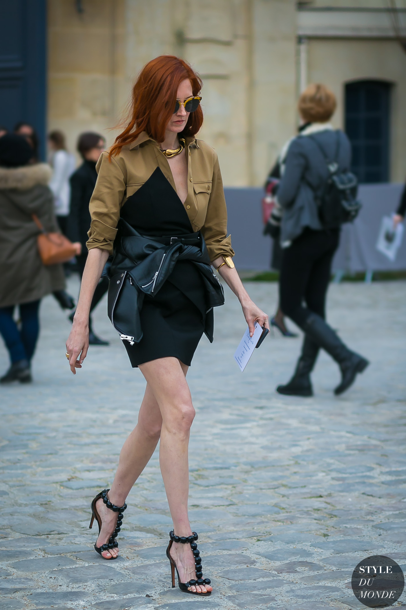 Taylor Tomasi Hill by STYLEDUMONDE Street Style Fashion Photography