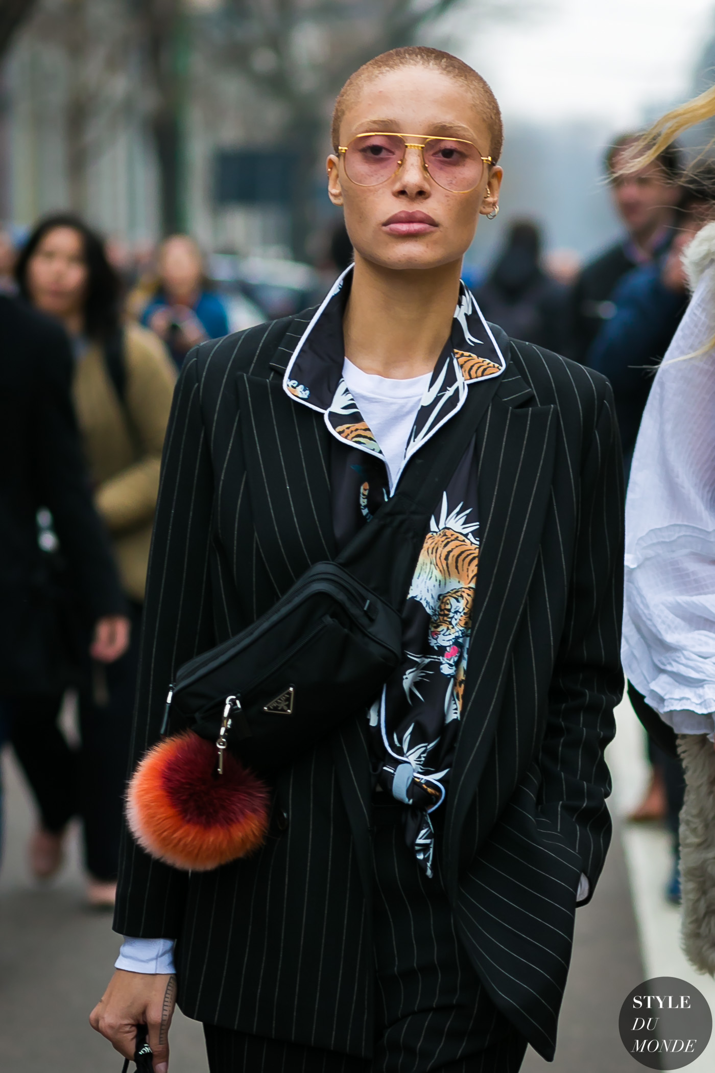 Adwoa Aboah by STYLEDUMONDE Street Style Fashion Photography0E2A6276