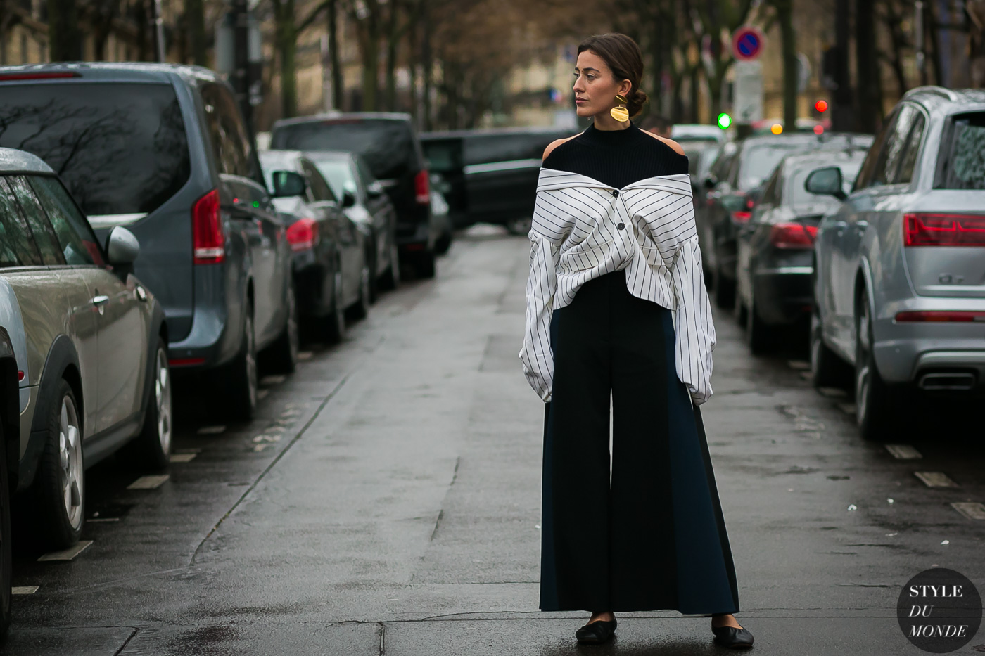 Before Rochas by STYLEDUMONDE Street Style Fashion Photography