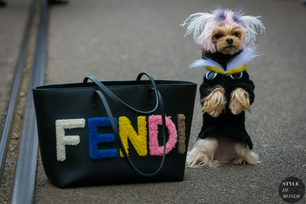 Doggy by STYLEDUMONDE Street Style Fashion Photography