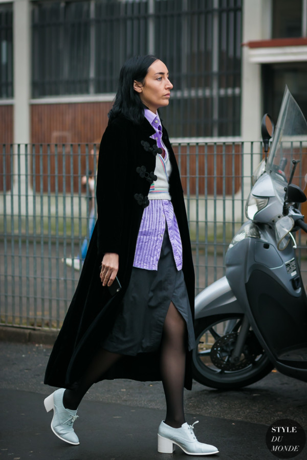 Elizabeth Fraser-Bell by STYLEDUMONDE Street Style Fashion Photography