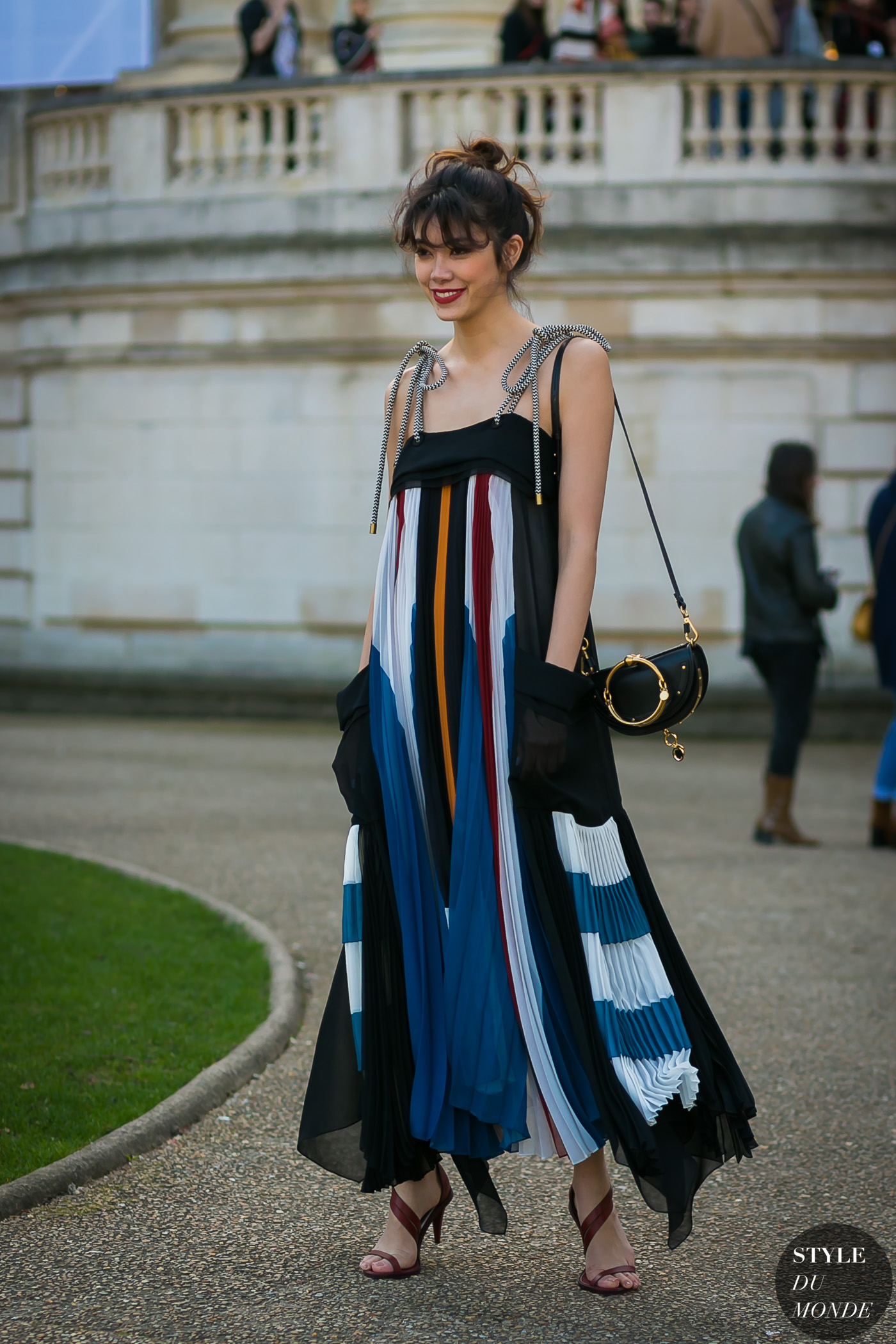 Hikari Mori After Chloe by STYLEDUMONDE Street Style Fashion Photography
