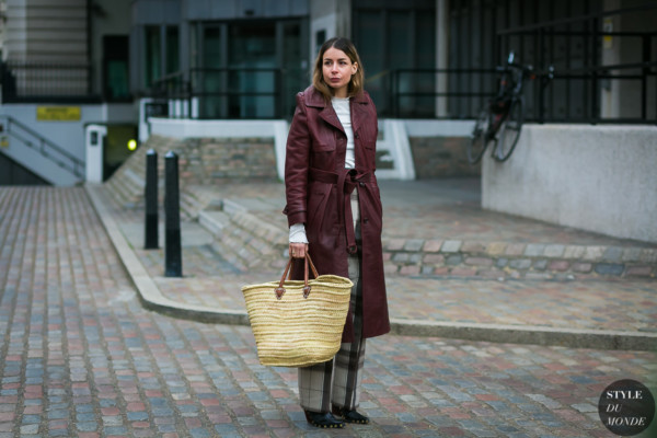 Irina Lakicevic by STYLEDUMONDE Street Style Fashion Photography
