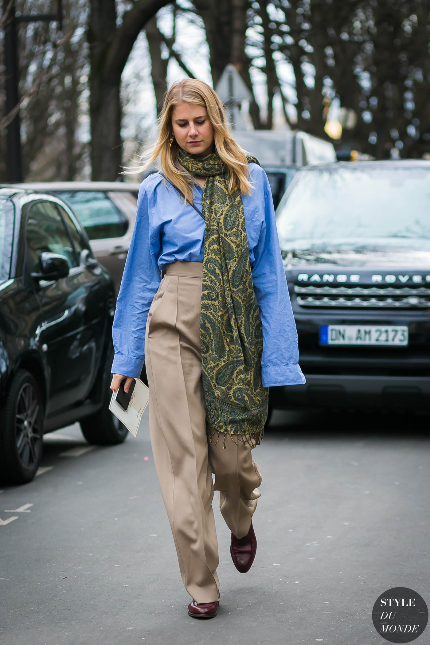 Laura Stoloff by STYLEDUMONDE Street Style Fashion Photography