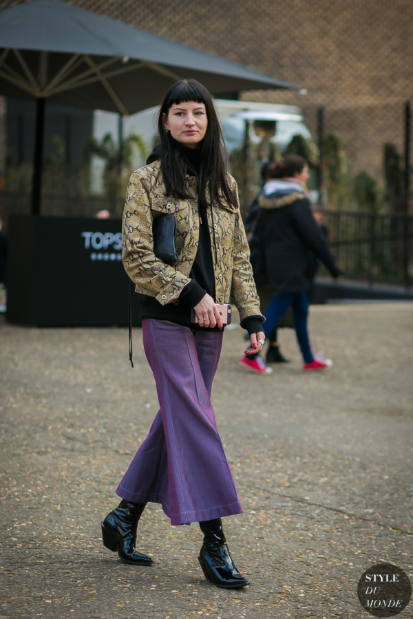 Rachael Rodgers by STYLEDUMONDE Street Style Fashion Photography