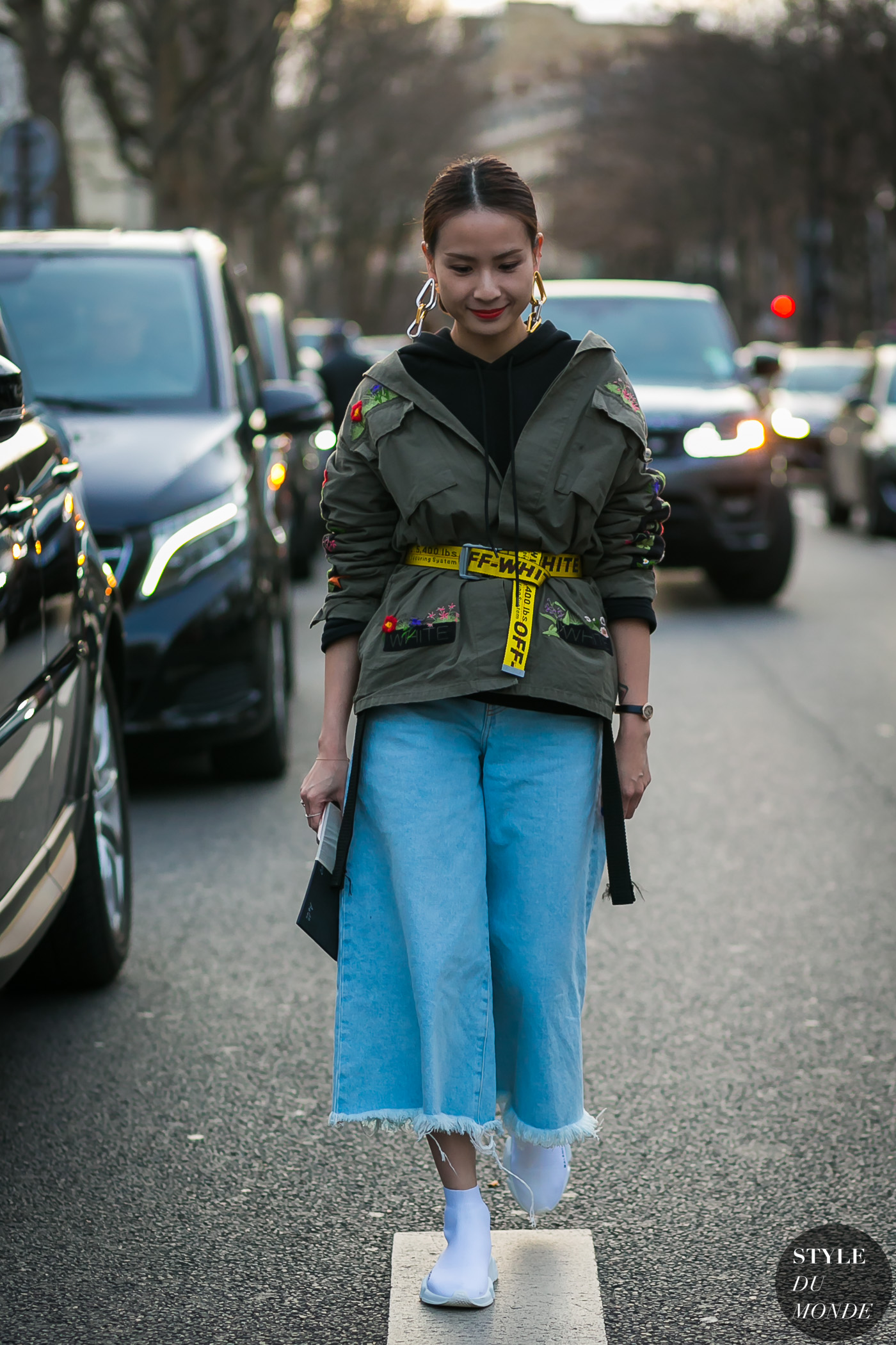Tracey Cheng by STYLEDUMONDE Street Style Fashion Photography
