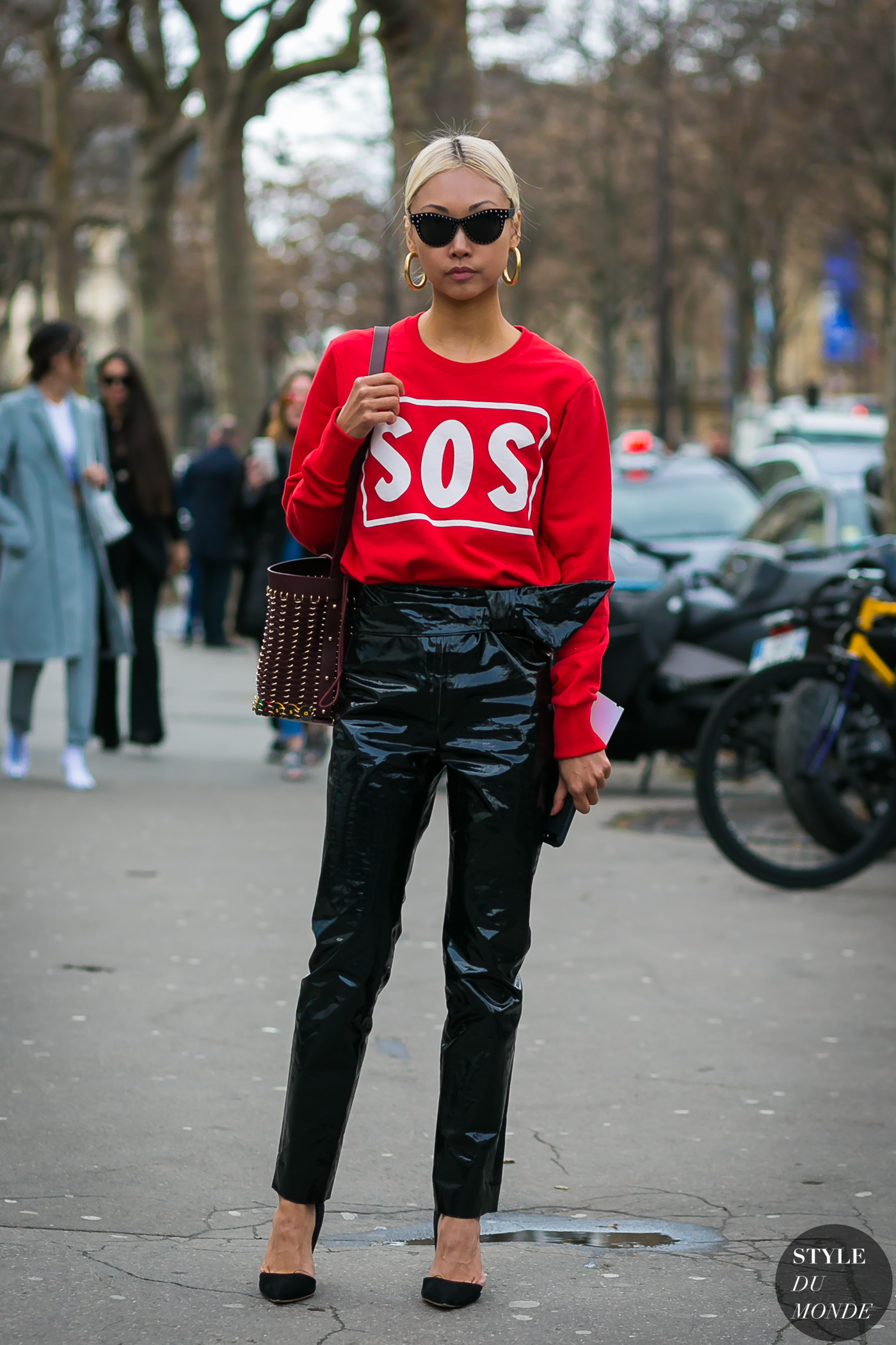 Vanessa Hong by STYLEDUMONDE Street Style Fashion Photography