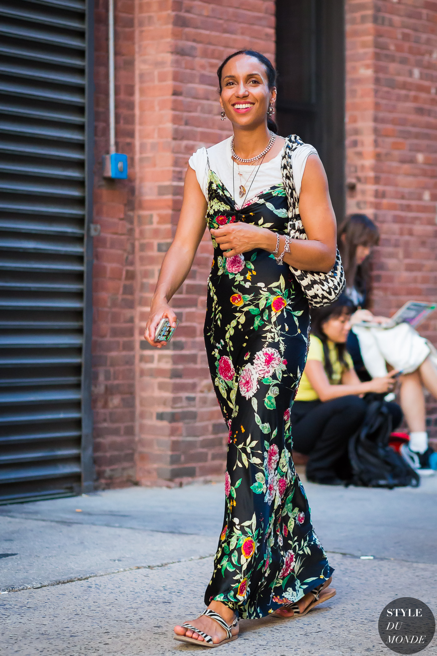 Chioma Nnadi by STYLEDUMONDE Street Style Fashion Photography