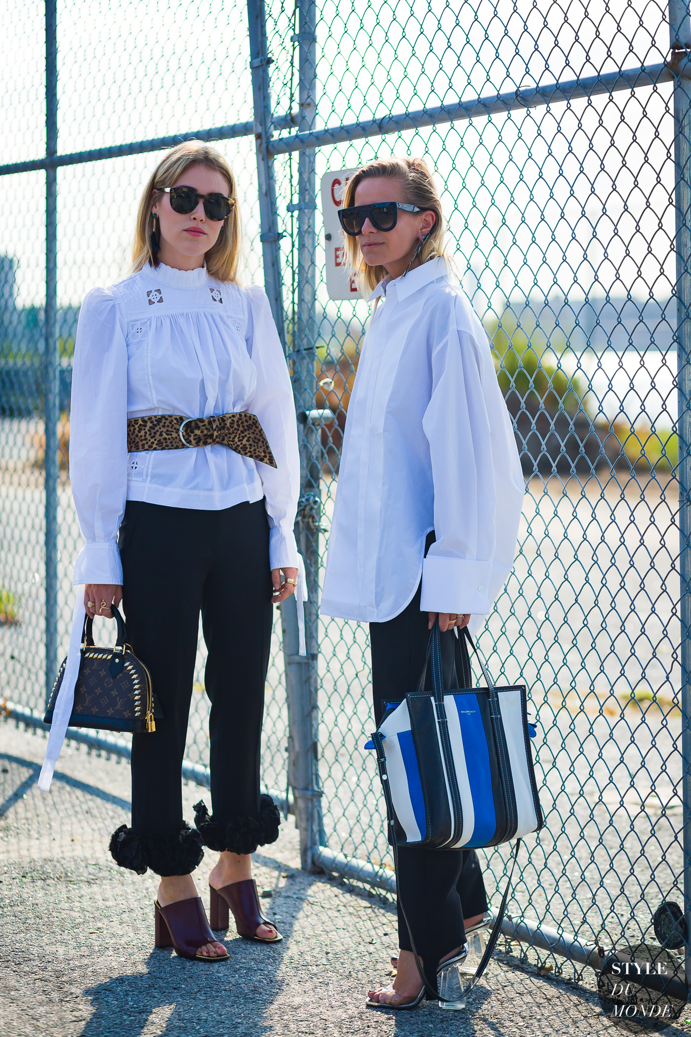 Annabel rosendahl and celine aagaard Celine fashion street style