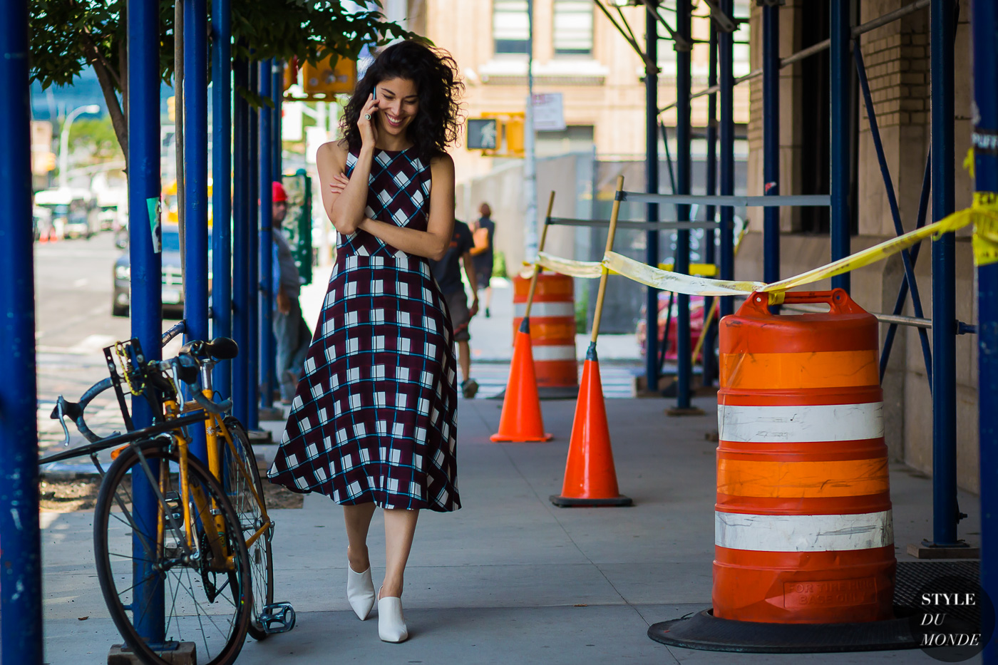 Caroline Issa by STYLEDUMONDE Street Style Fashion Photography
