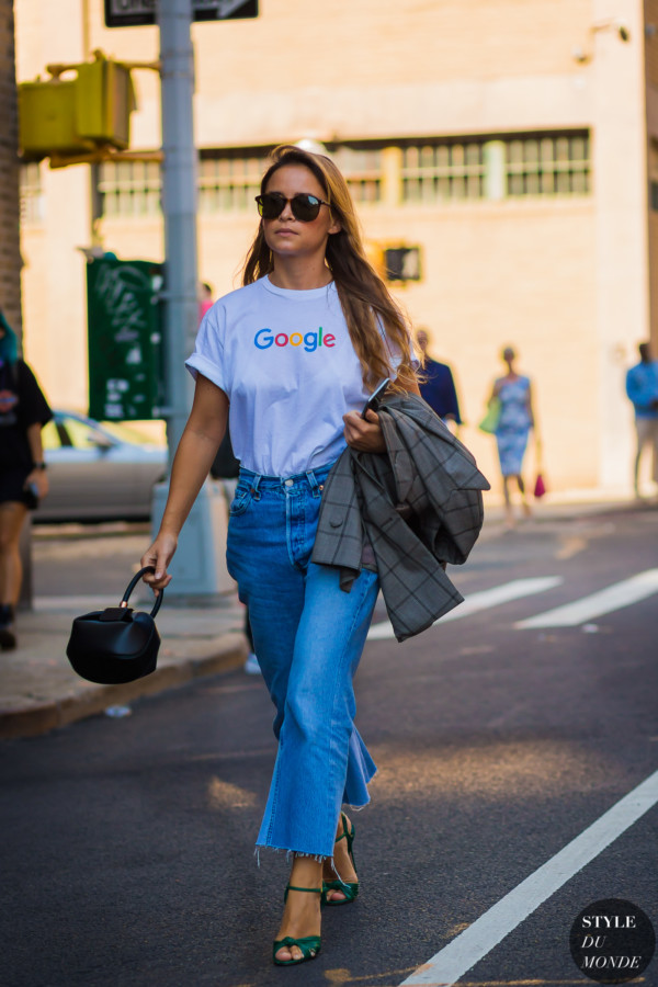 Miroslava Mira Duma by STYLEDUMONDE Street Style Fashion Photography