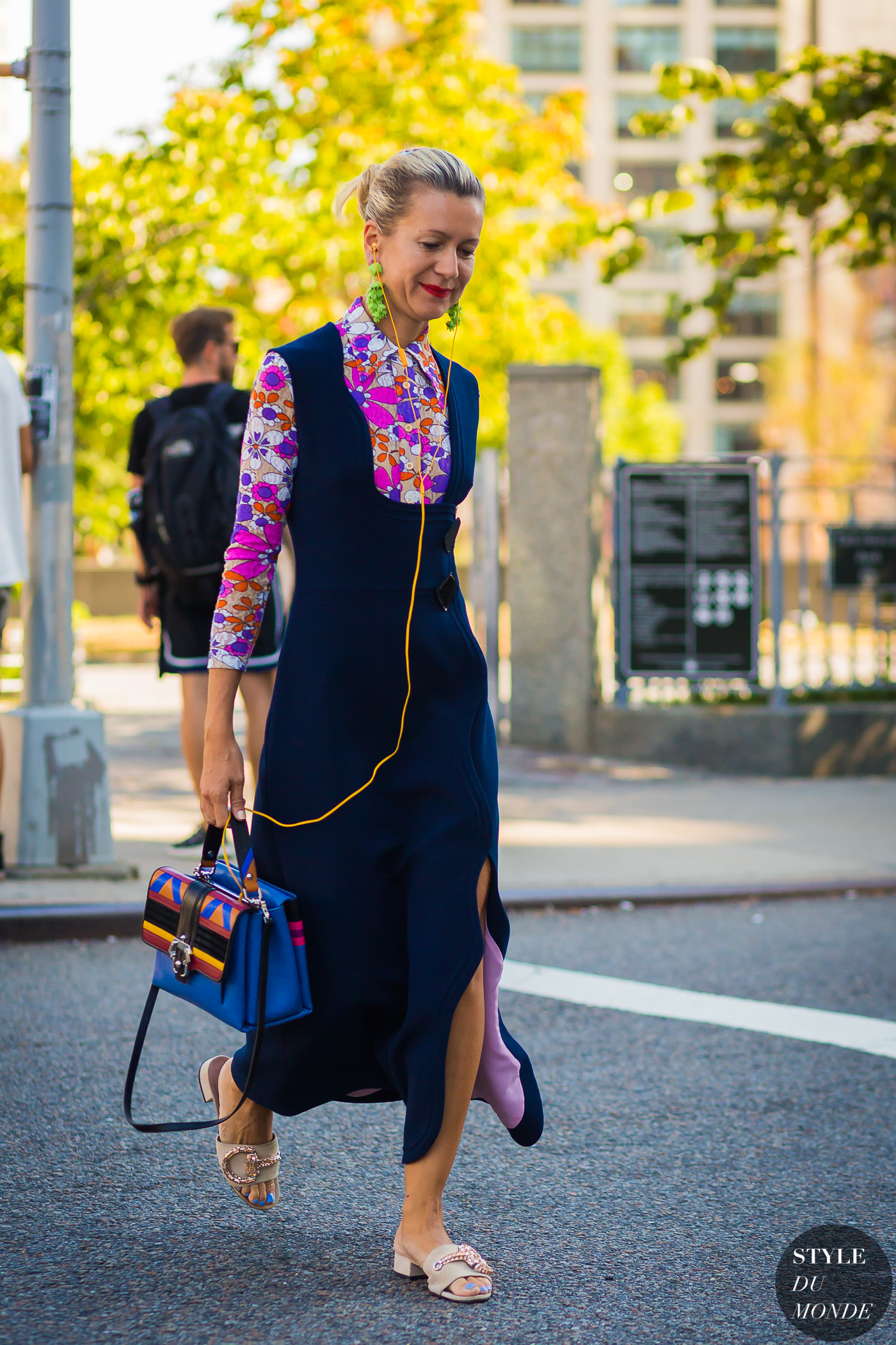 Natalie Joos by STYLEDUMONDE Street Style Fashion Photography