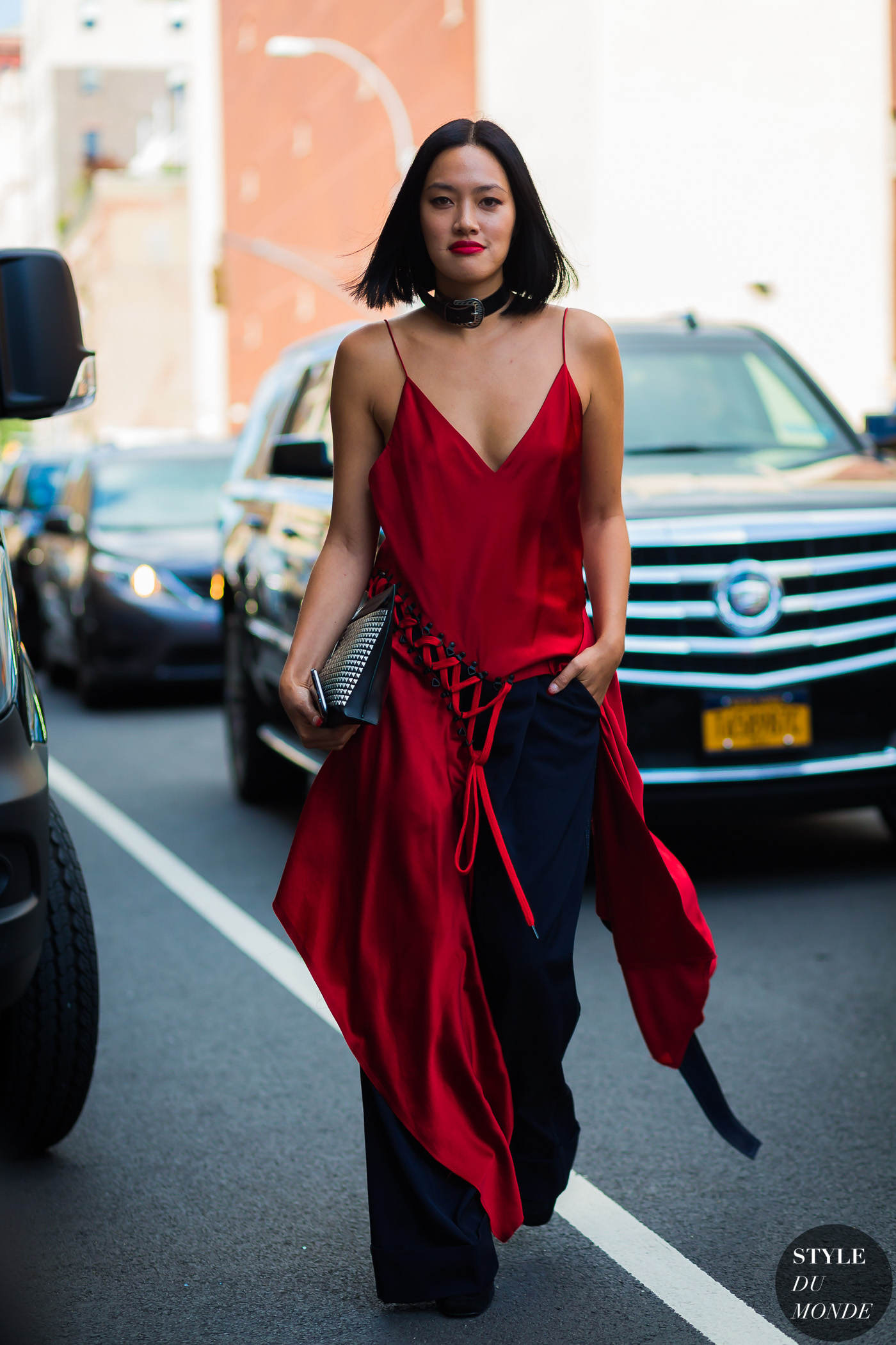 Tiffany Hsu by STYLEDUMONDE Street Style Fashion Photography