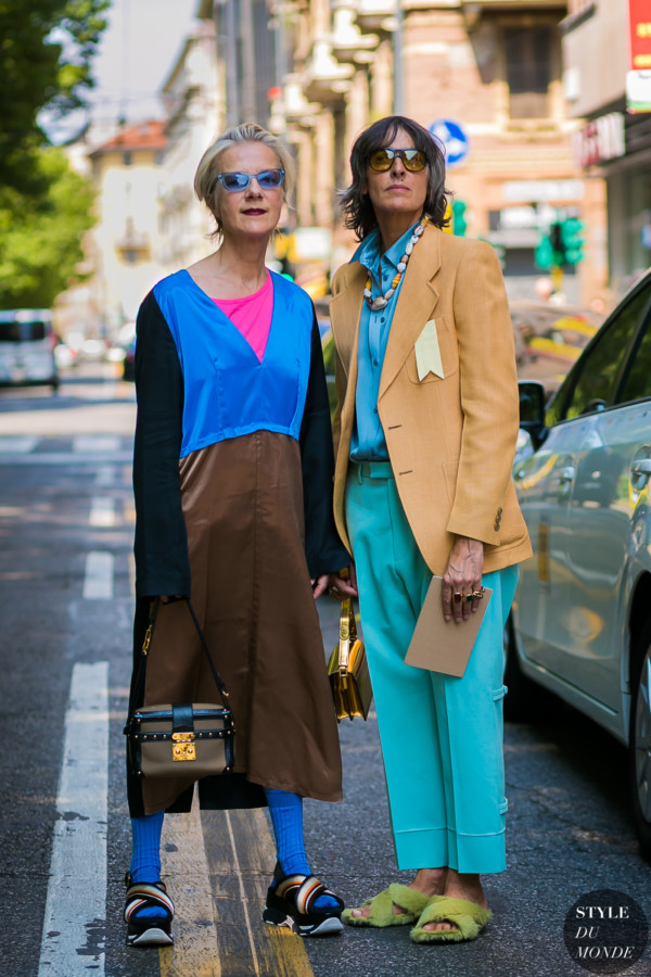 Bettina Oldenburg and Ana Gimeno Brugada by STYLEDUMONDE Street Style Fashion Photography0E2A3676
