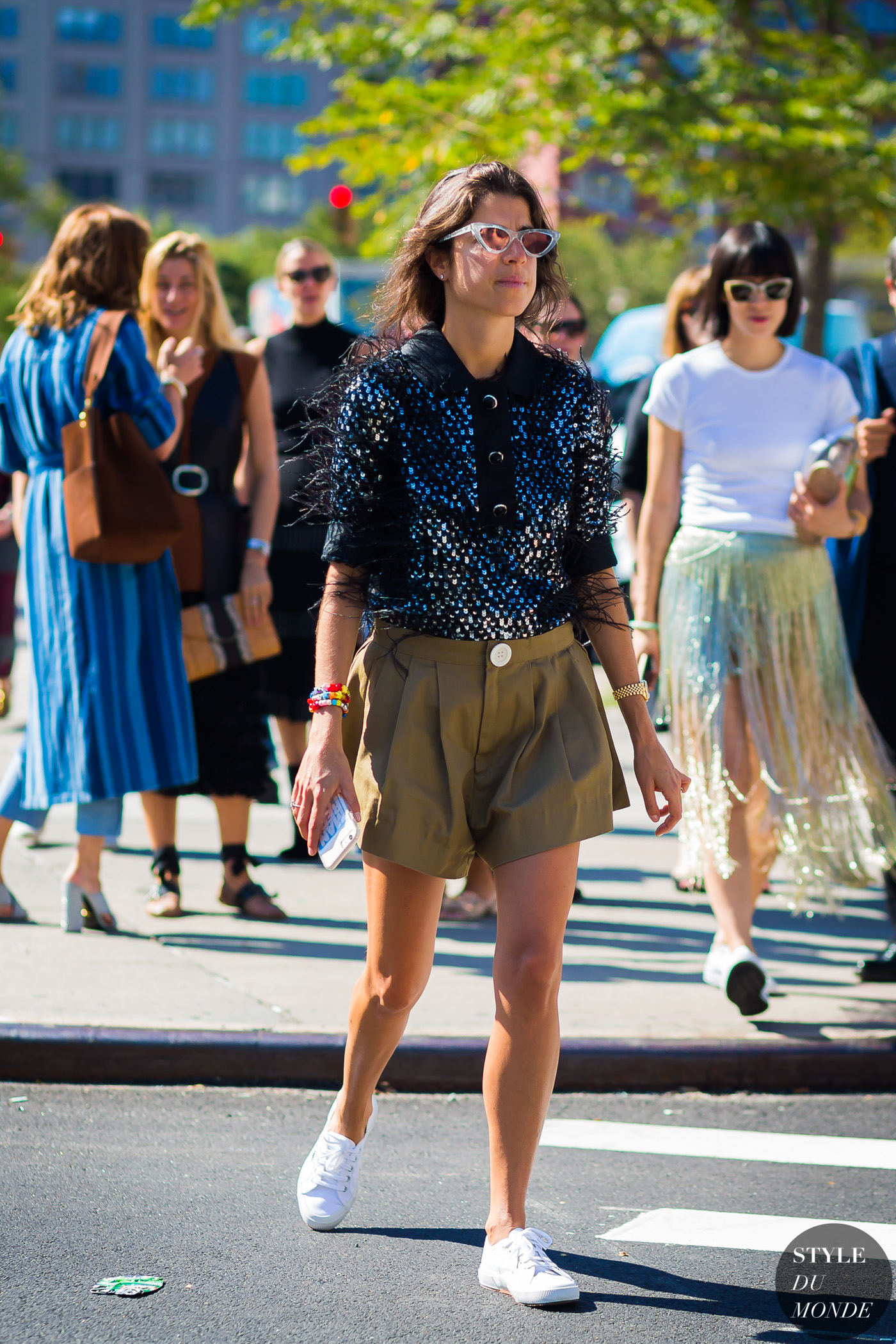 Leandra Medine Man Repeller by STYLEDUMONDE Street Style Fashion Photography