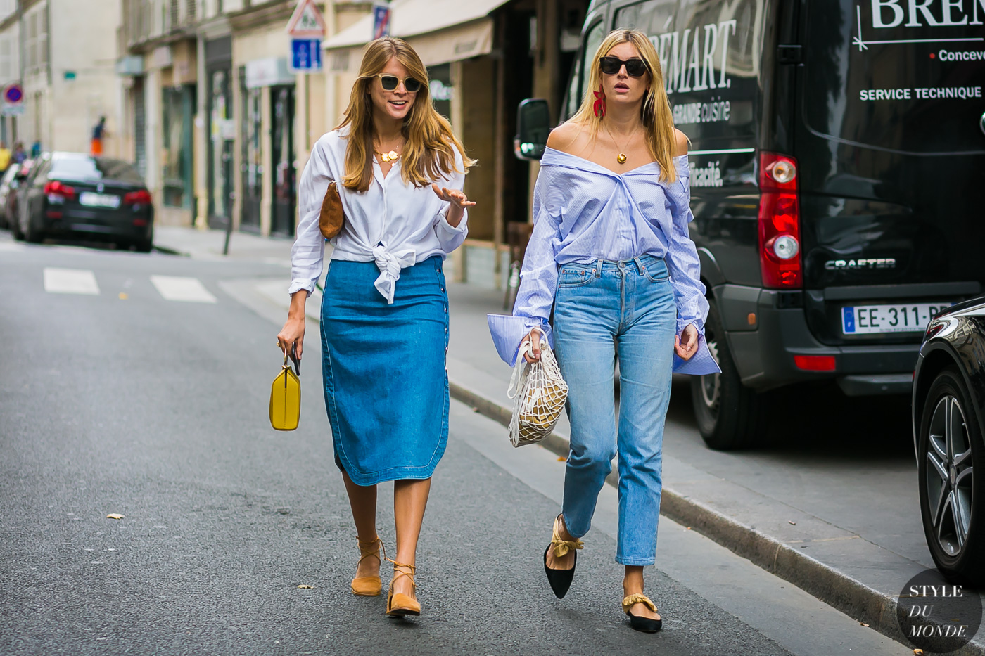 Monica Ainley and Camille Charriere by STYLEDUMONDE Street Style Fashion Photography0E2A5505
