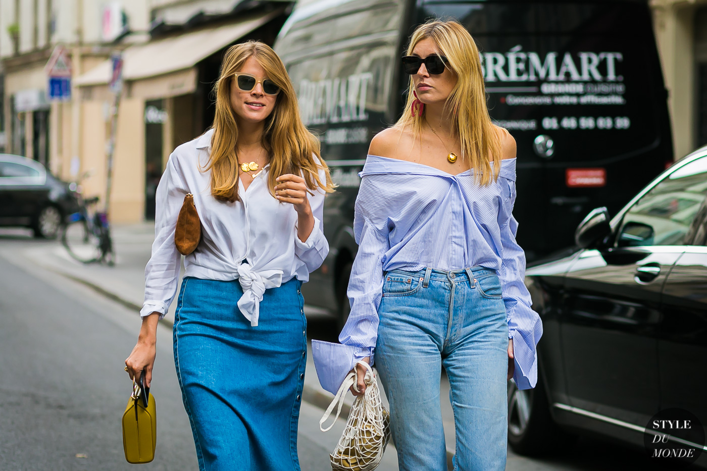 Monica Ainley and Camille Charriere by STYLEDUMONDE Street Style Fashion Photography0E2A5517