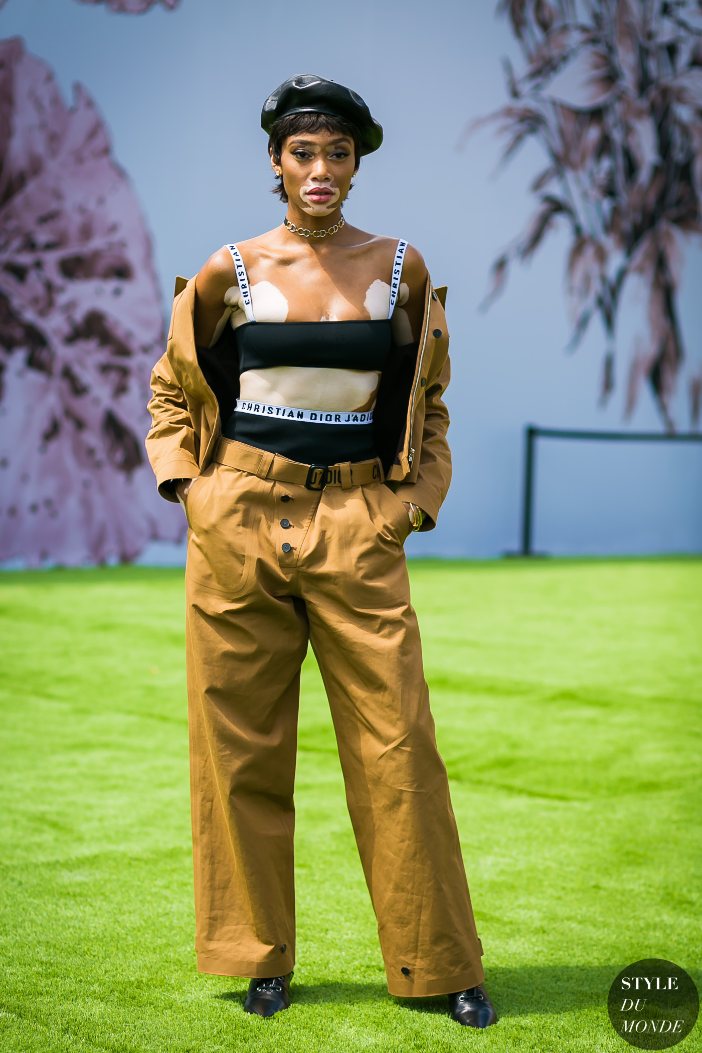Winnie Harlow by STYLEDUMONDE Street Style Fashion Photography0E2A6216
