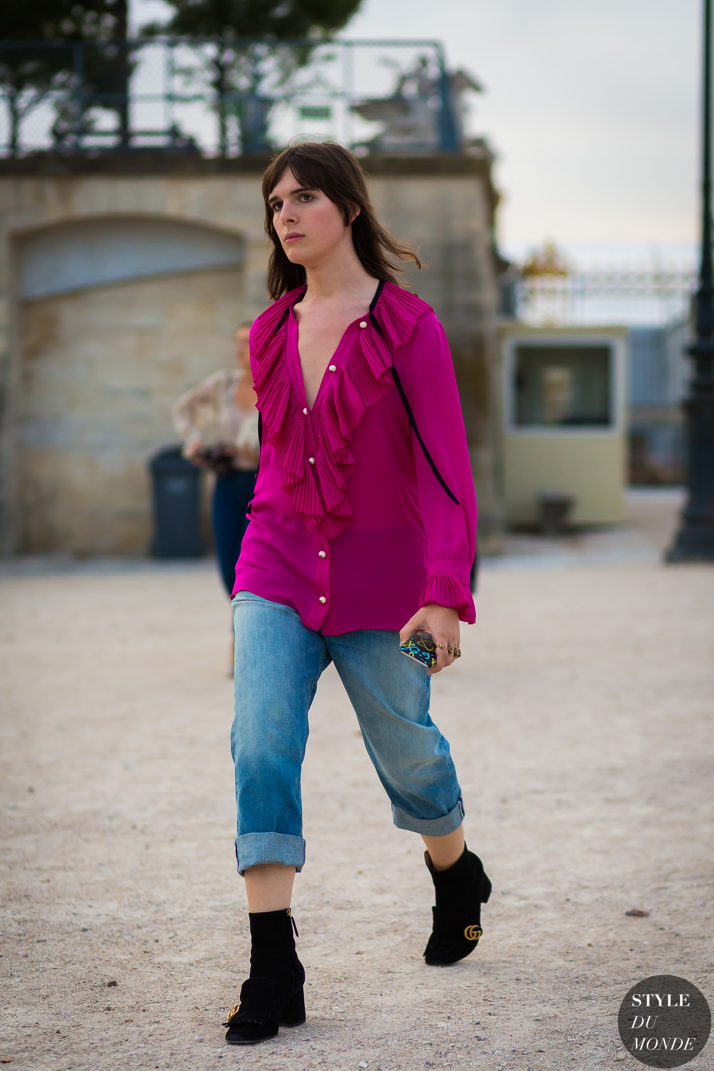Hari Nef by STYLEDUMONDE Street Style Fashion Photography0E2A4044
