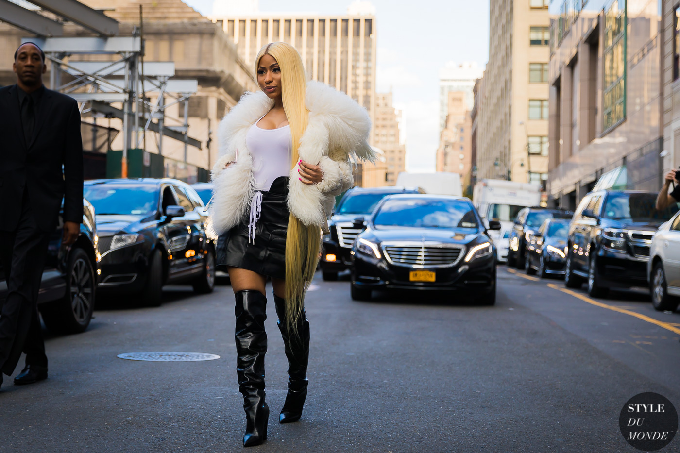 Nicki Minaj by STYLEDUMONDE Street Style Fashion Photography_48A1280