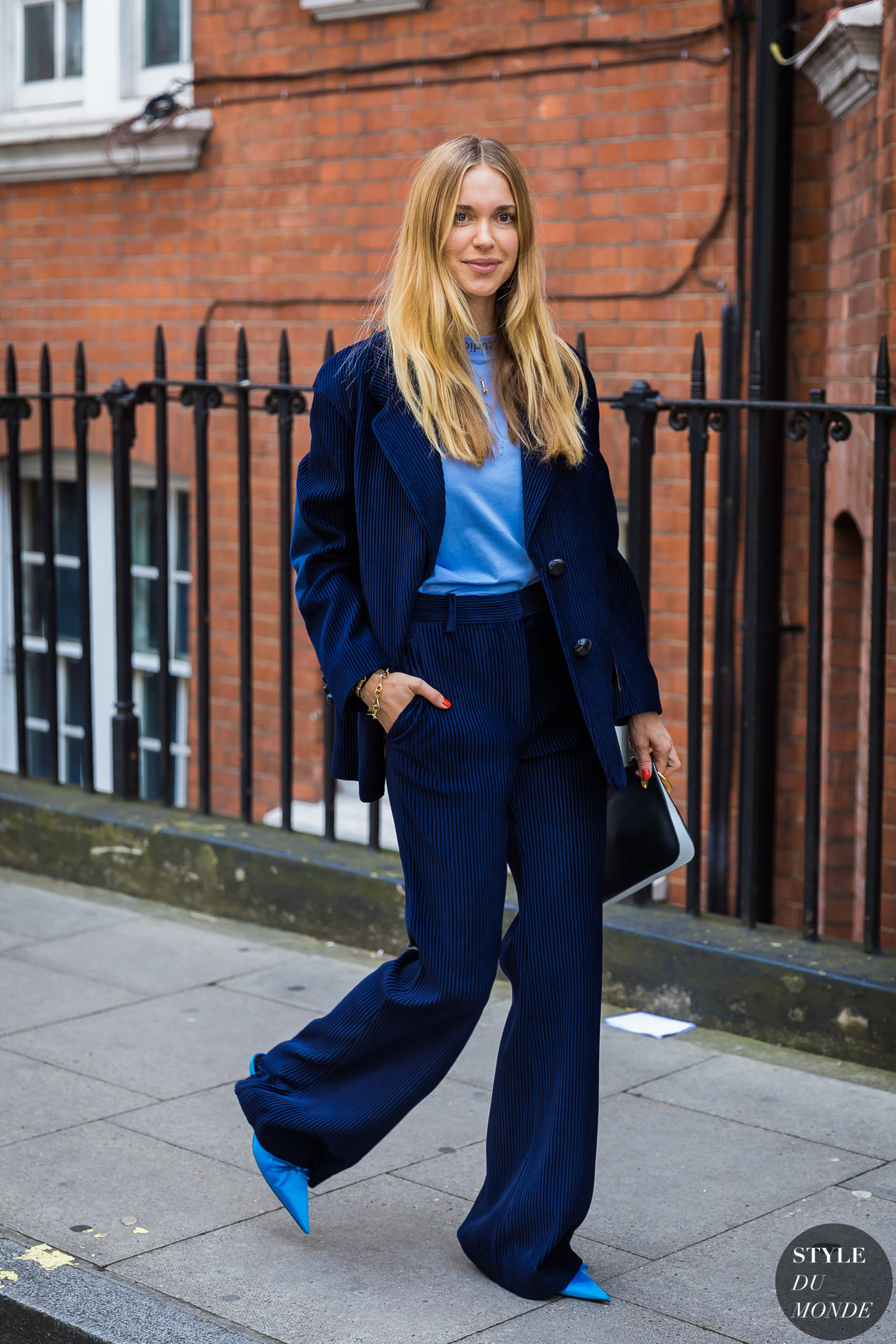 Pernille Teisbaek by STYLEDUMONDE Street Style Fashion Photography